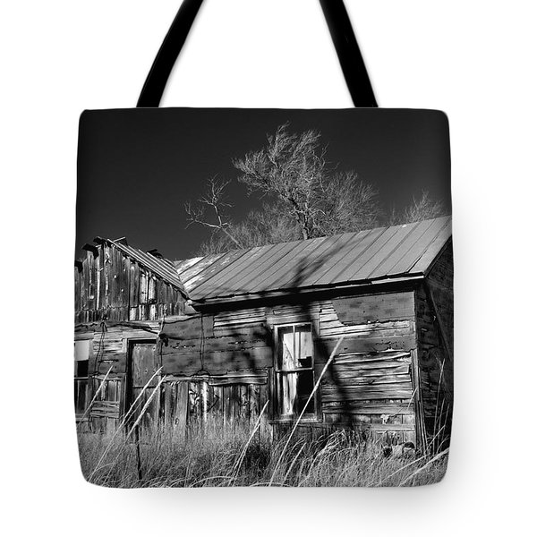 Tote Bag featuring the photograph Homestead by Ron Cline