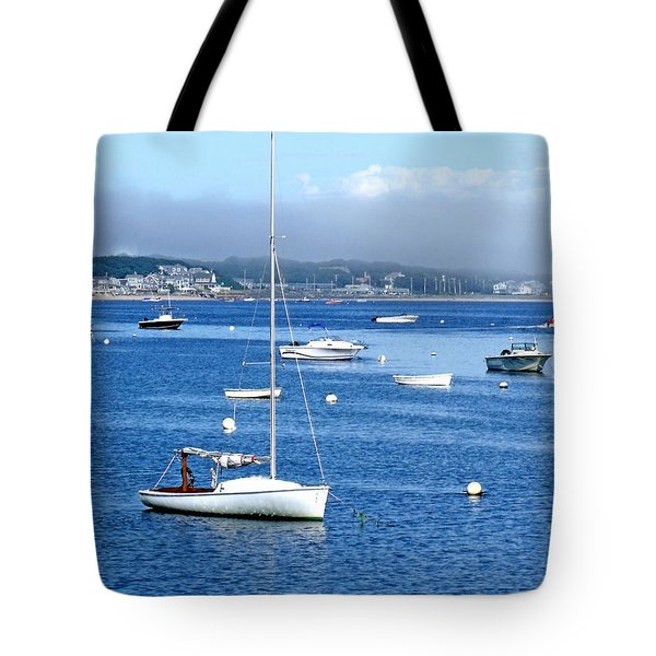 Homeward Bound Tote Bag by Marilyn Holkham