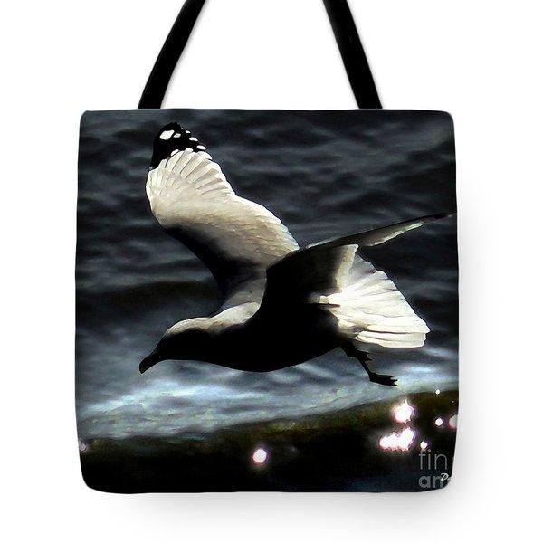Homeward Tote Bag