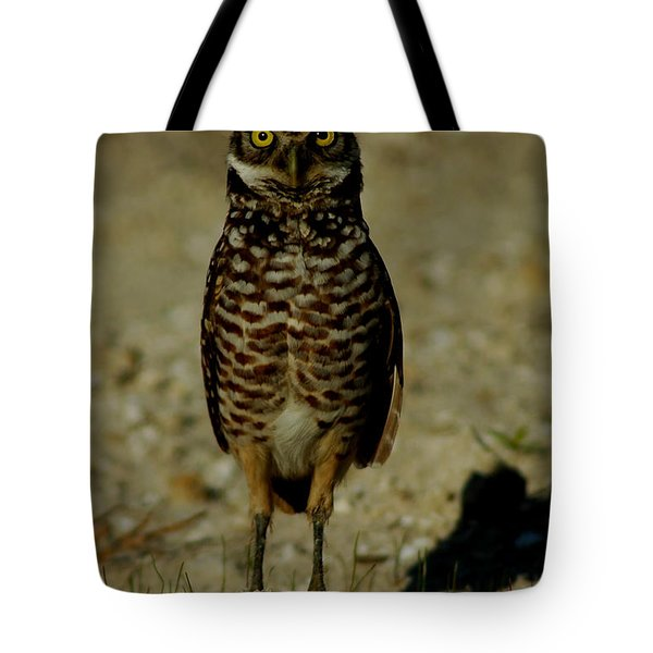 Hoo Are You? Tote Bag