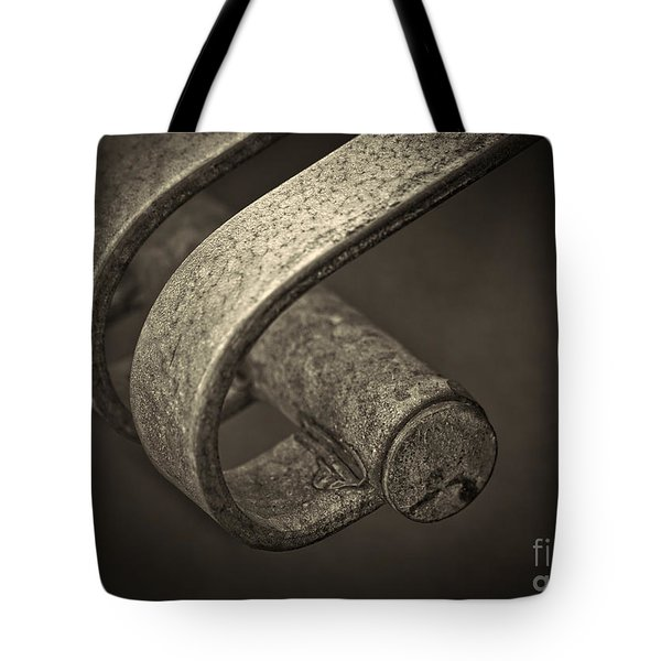 Hooked. Tote Bag by Clare Bambers