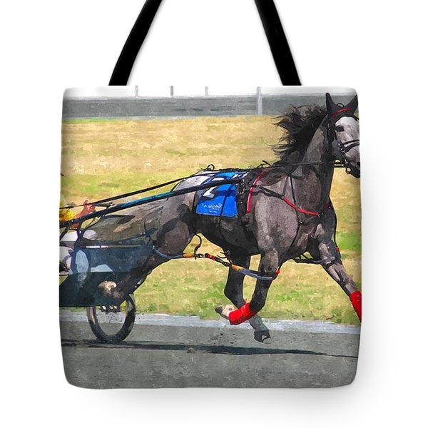 Tote Bag featuring the photograph Hooray For The Gray by Alice Gipson