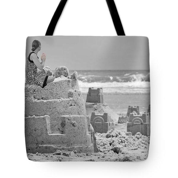 Hope Tote Bag by Betsy Knapp