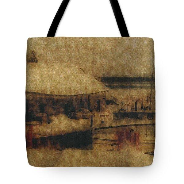 Hope For Fish Tote Bag
