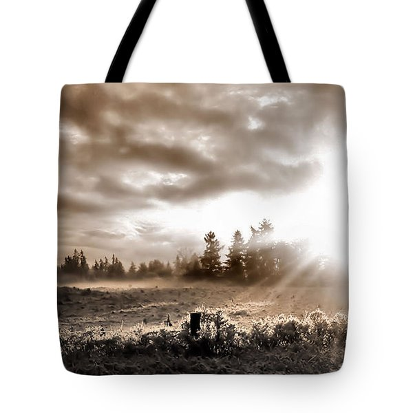 Hope II Tote Bag by Rory Sagner