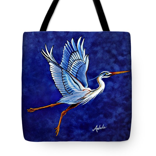 Horeshio's 2nd Arabesque Tote Bag by Adele Moscaritolo