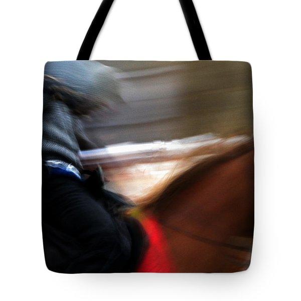 Horserider Tote Bag by Colette V Hera  Guggenheim
