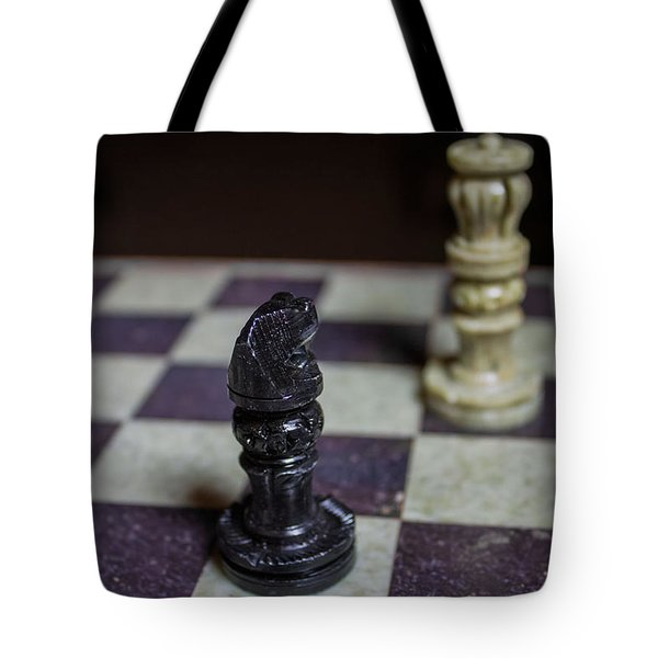 Tote Bag featuring the photograph Horsing Around by Stephanie Nuttall