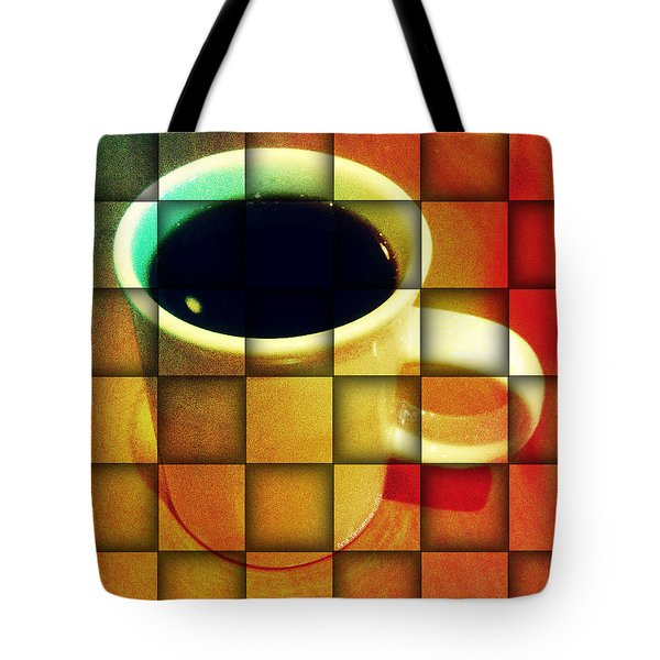 Hot Coffee 02 Tote Bag