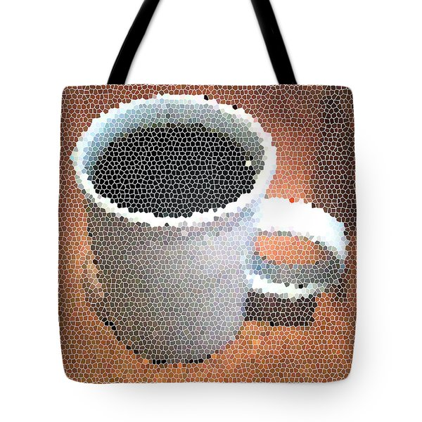 Hot Coffee 03 Tote Bag