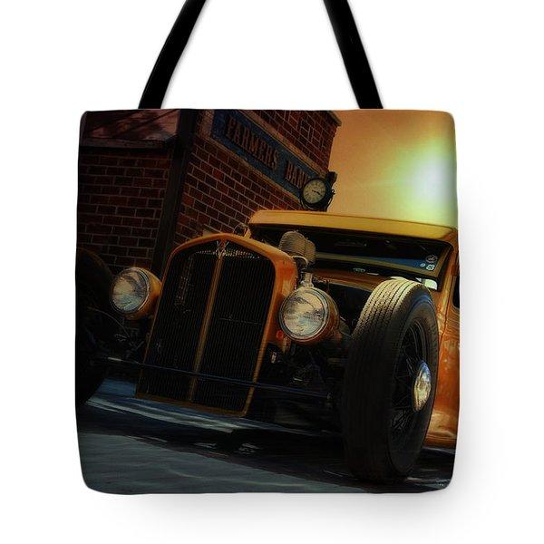 Hot Roddin' Tote Bag