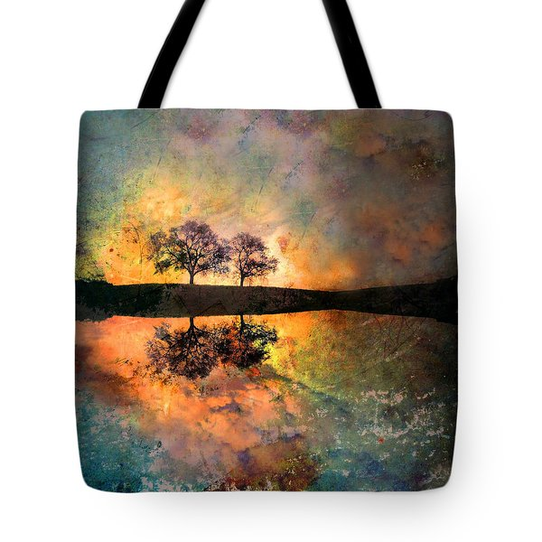 How Trees Reinvent The Morning Tote Bag