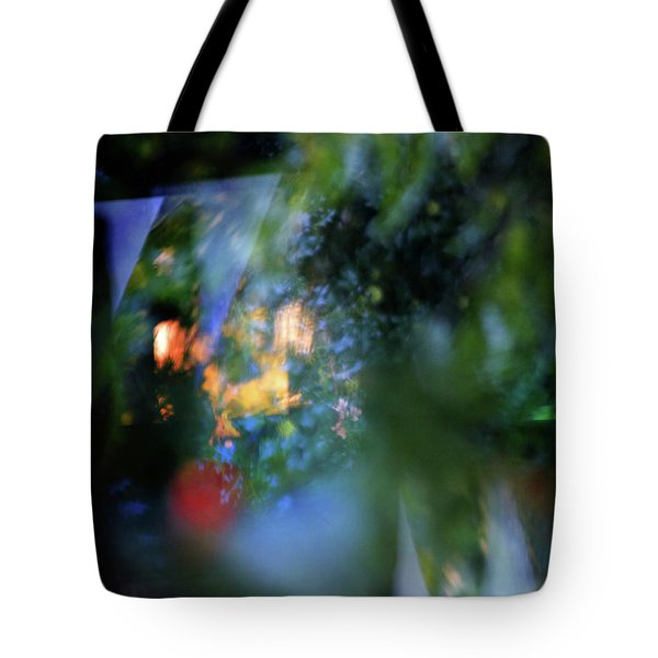 Tote Bag featuring the photograph Hues - Forms - Feelings   by Richard Piper