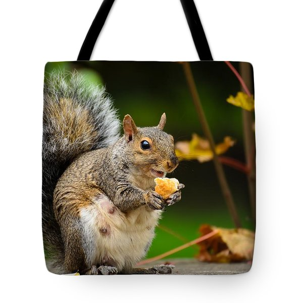 Hungry Momma Tote Bag