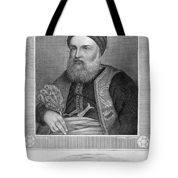 Hussein Dey (1765-1838) Tote Bag by Granger