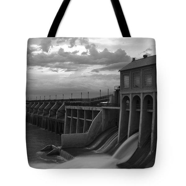 Hydro Flow II Tote Bag