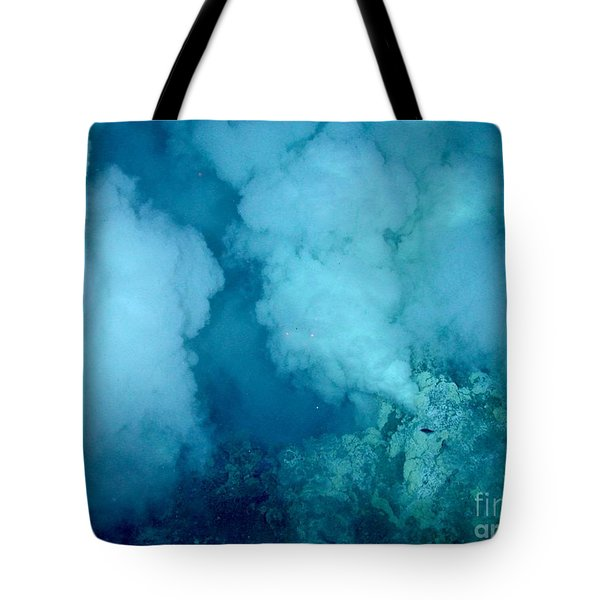 Hydrothermal Smoker Vent Tote Bag by Science Source