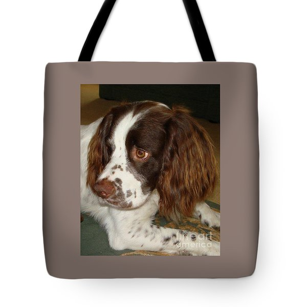 Tote Bag featuring the photograph Baby Face by Katy Mei