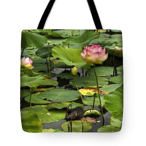 I Believe Tote Bag by Brenda Giasson