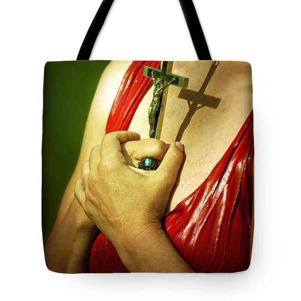 I Believe Tote Bag by Joana Kruse