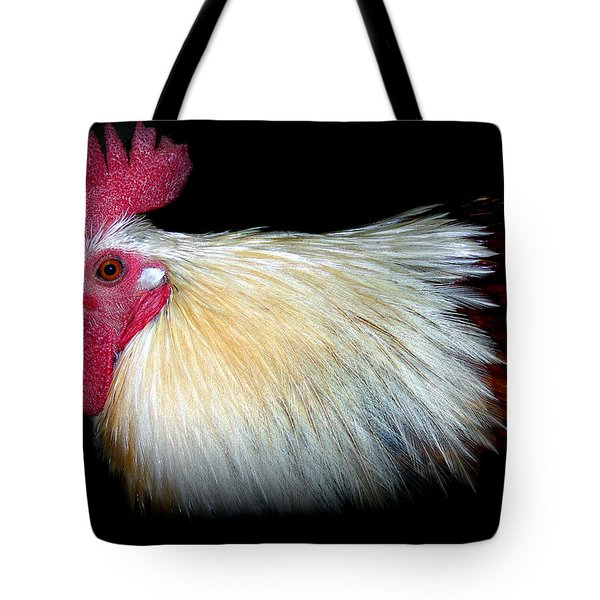 I Came First Tote Bag by Skip Willits