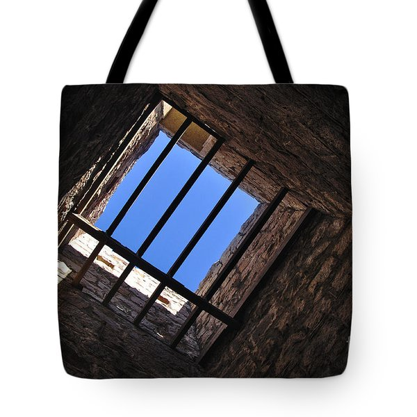 I Can See The Light Tote Bag by Kaye Menner