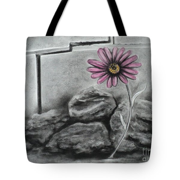 I Dance Alone Tote Bag by Carla Carson