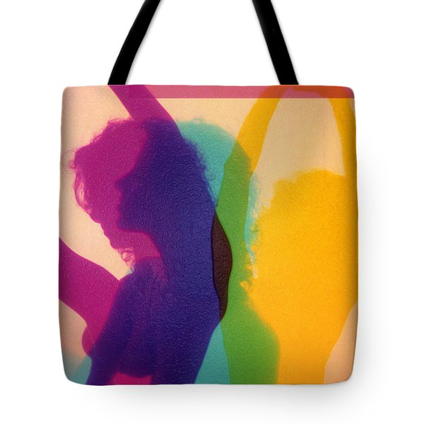 I Dream In Color 4 Tote Bag