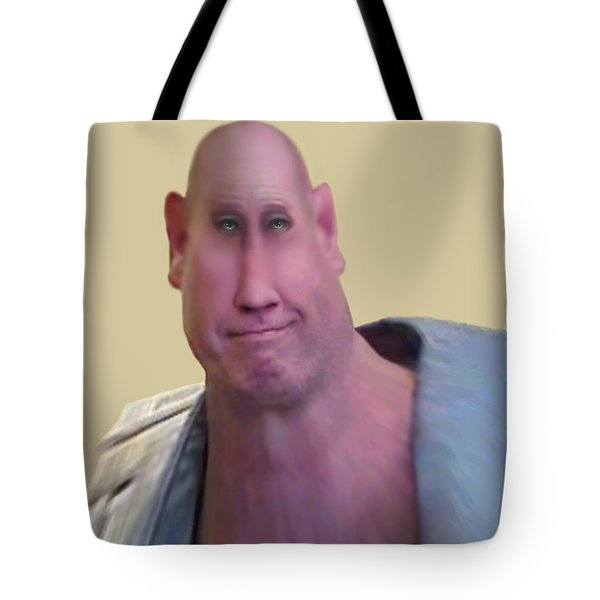 I Lift Things Up And Put Them Down Tote Bag by Brian Wallace