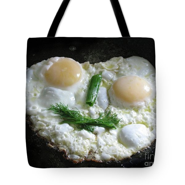 I Like To Cook Differently. Morning Creation. Tote Bag