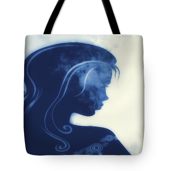 I Walked Away 3 Tote Bag by Angelina Vick