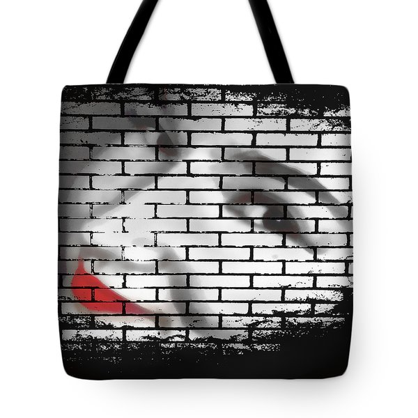 I Would Never Hurt A Fly Tote Bag by Angelina Vick