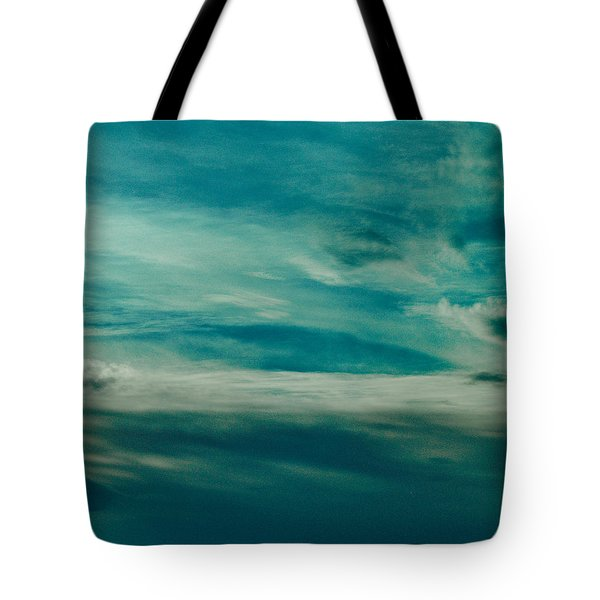 Icelandic Sky Tote Bag by Michael Canning