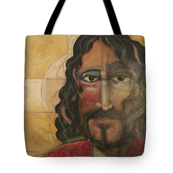 icon no 4 revision A Tote Bag by Tim Nyberg