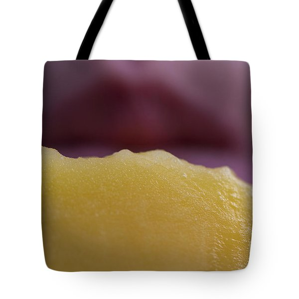 Icy Lips Tote Bag by Clare Bambers