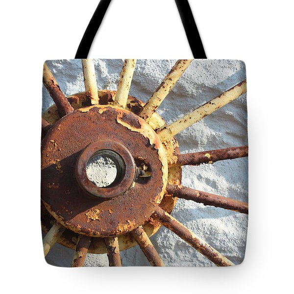 If The Sun Rusted  Tote Bag
