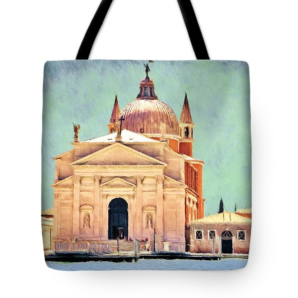 Il Redentore Tote Bag by Jeffrey Kolker