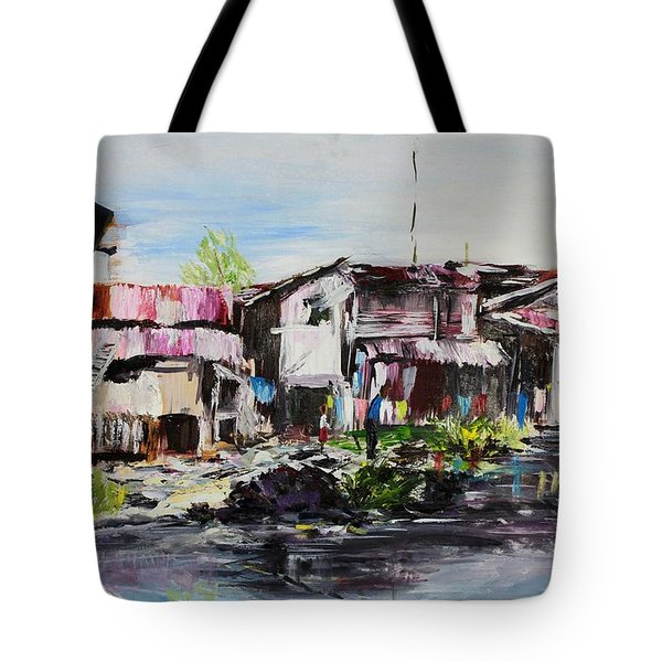 Ilaje Tote Bag by Uly Ogwah