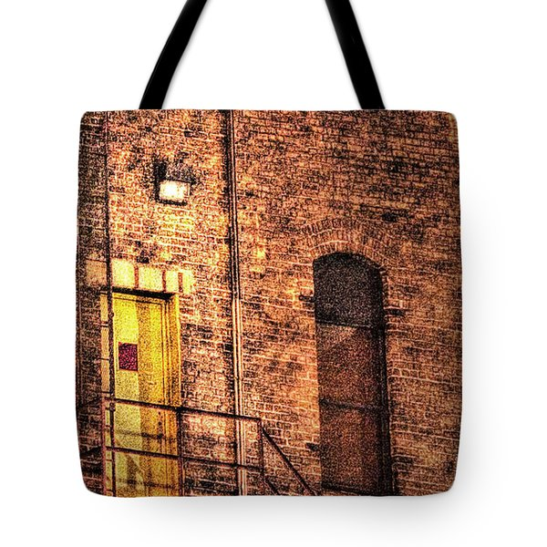 Illuminating Darkness And What's Underneath Tote Bag