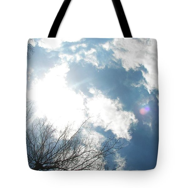 Tote Bag featuring the photograph Imagination by Pamela Hyde Wilson