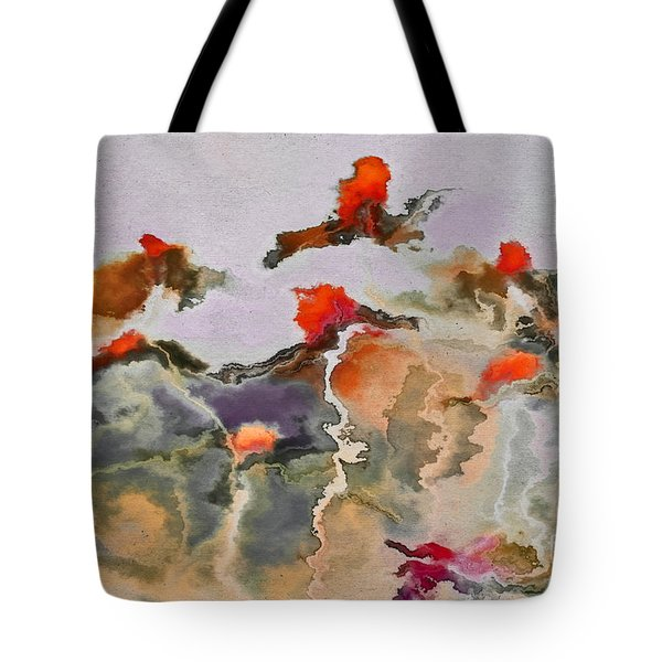 Imagine - F01v3bt2b Tote Bag by Variance Collections