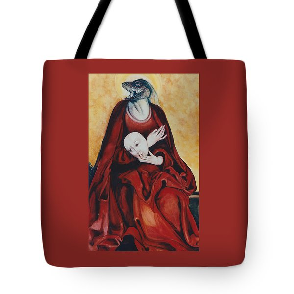 Imitation Of Art Tote Bag