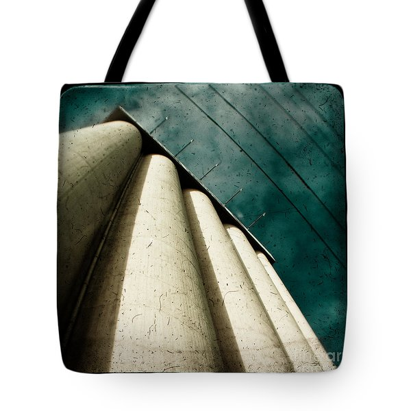 Impending Doom Tote Bag by Andrew Paranavitana
