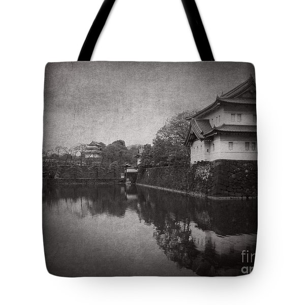 Imperial Palace Tote Bag