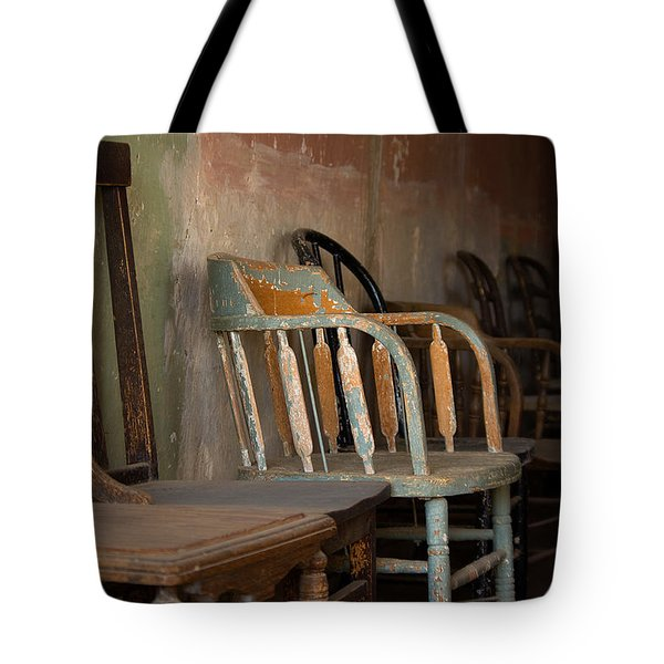 Tote Bag featuring the photograph In Another Life - Another Time by Vicki Pelham