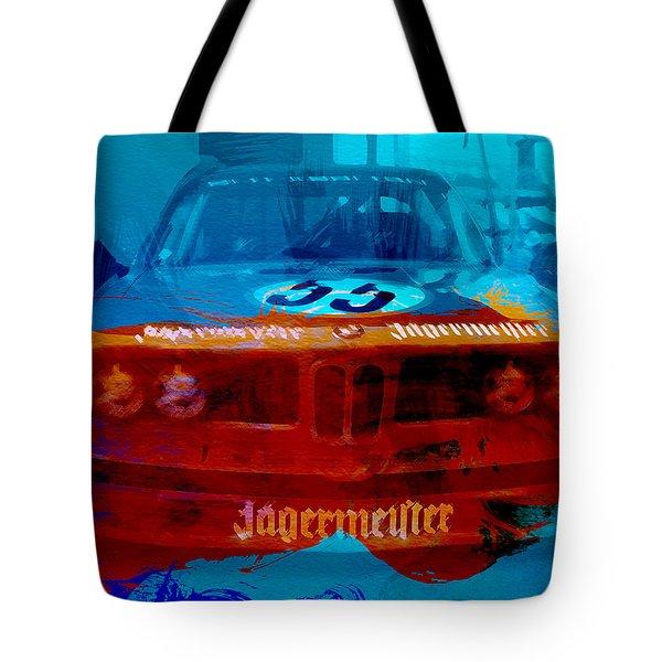 In Between The Races Tote Bag