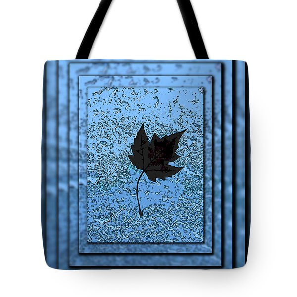 In The Eye Of The Storm Tote Bag by Tim Allen