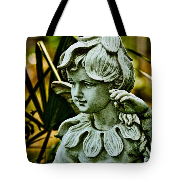 In The Garden Tote Bag by Christopher Holmes