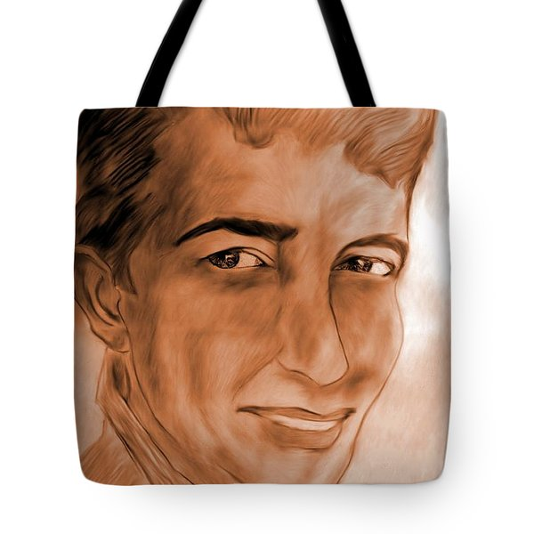 In The Limelight Tote Bag by Maria Urso