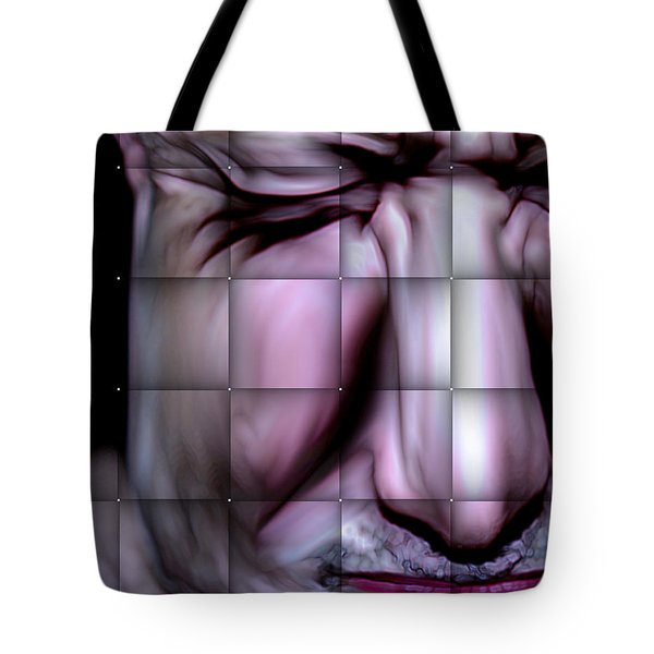In The Moment Tote Bag by Terence Morrissey